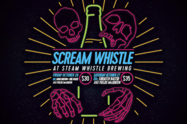 Scream Whistle 2018