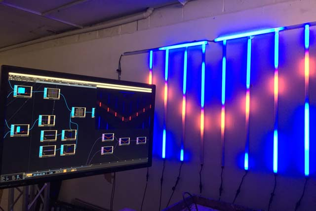 LED Pixel Mapping with Touch Designer Workshop