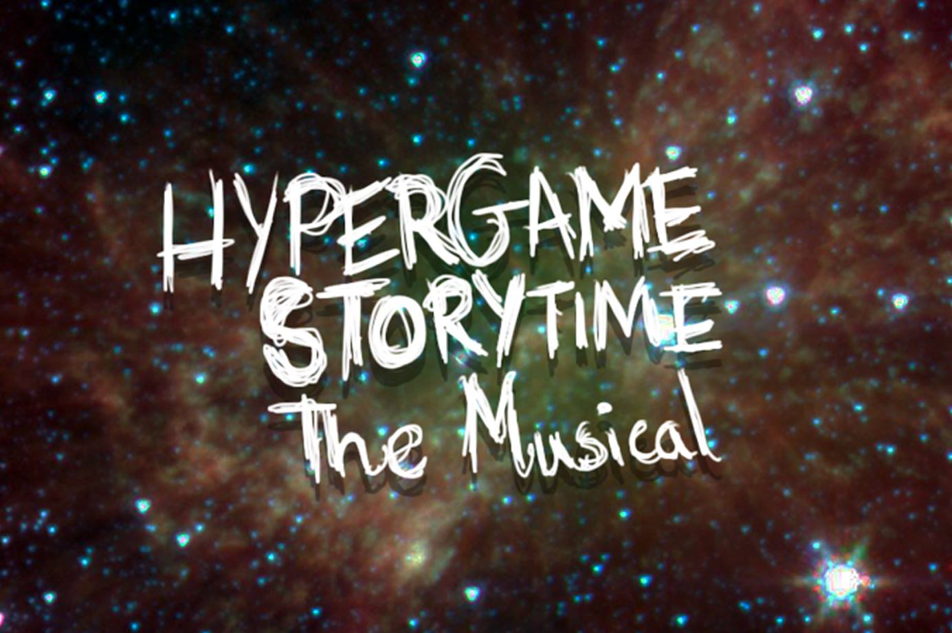 Hypergame Storytime: The Musical at Electric Perfume