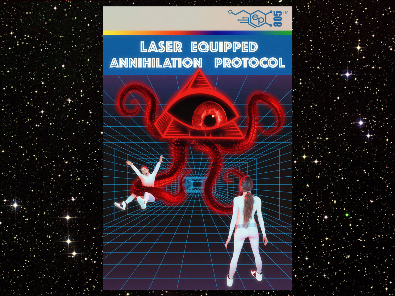Laser Equipped Annihilation Protocol at Electric Perfume